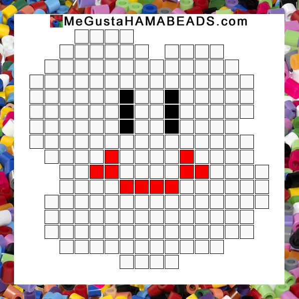 MeGustaHAMABEADS.com: Patrones Hama Beads Super Mario World parte 4 ...