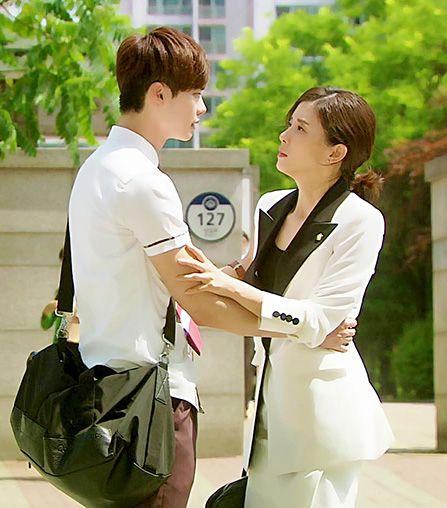 I Hear Your Voice - Park Su Ha and Jang Hye Sun (Lee Jong ...