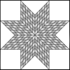 Image Result For Free Lone Star Quilt Pattern Template Paper Piece