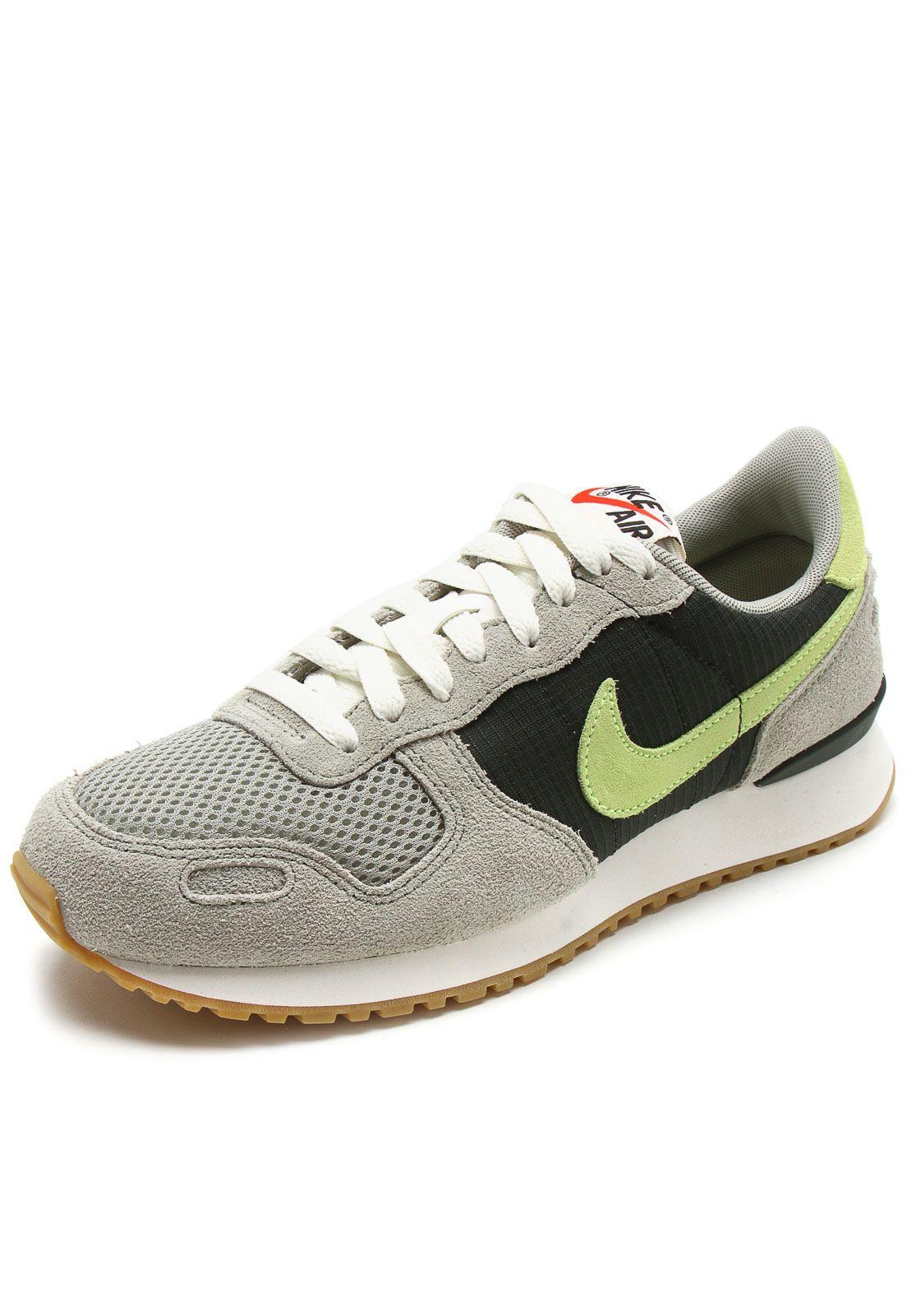 encanto vitamina Tercero  Tênis Nike Sportswear Air Vrtx Verde   Roupas esportivas nike, Nike  sportswear, Nike