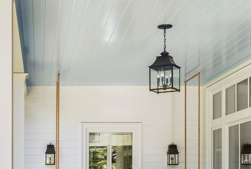 Sky High Sherwin Williams On Porch Ceiling Google Search Blue