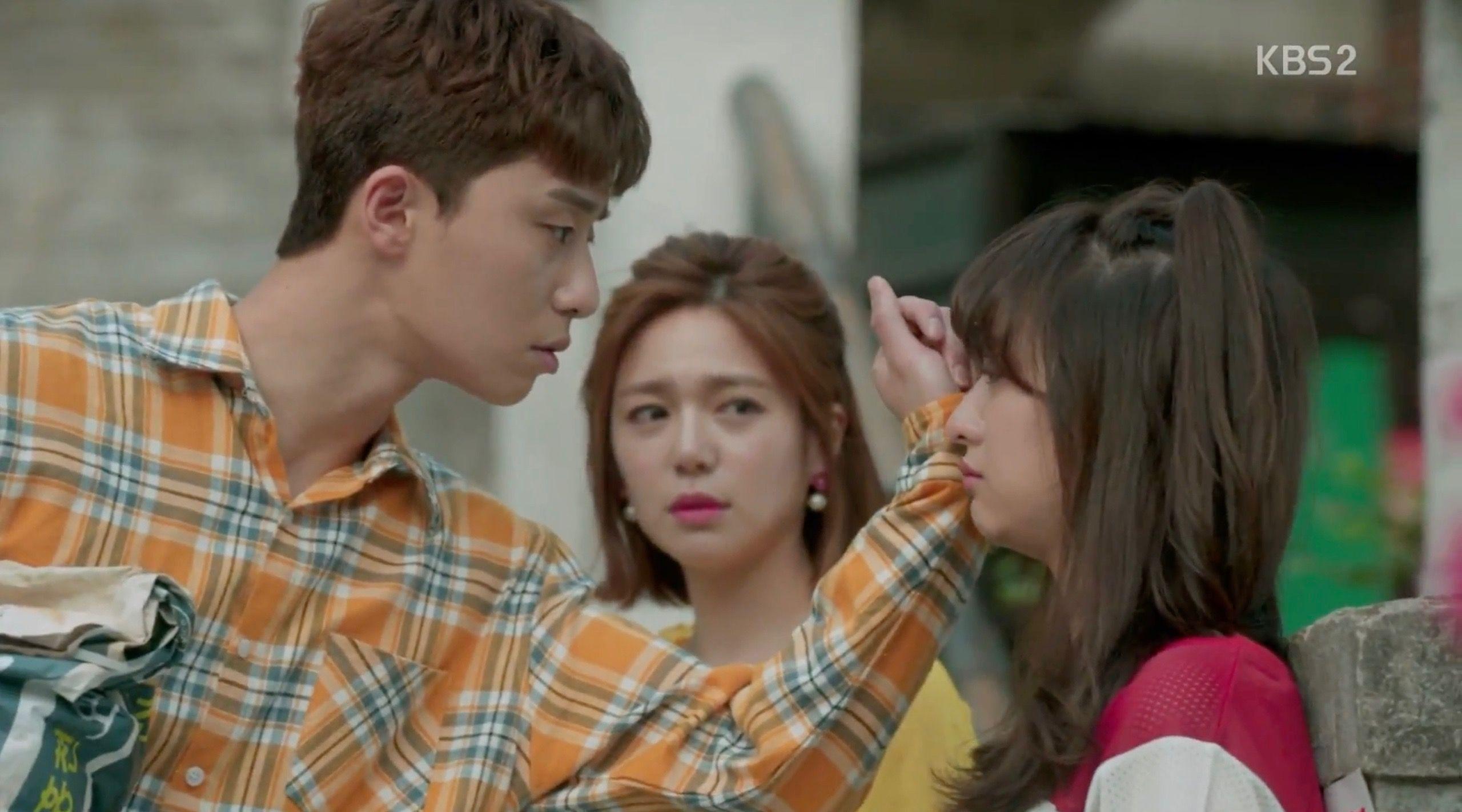Park Seo-joon, Lee Elijah & Kim Ji-won Love Triangle in