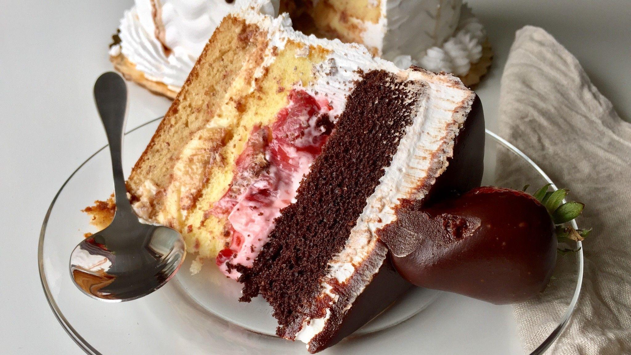 Atomic Cake Chicago Cake Recipe