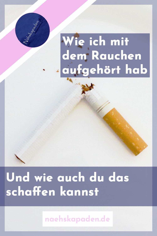 Rauchen aufhoren ersatzdroge lebensmittel