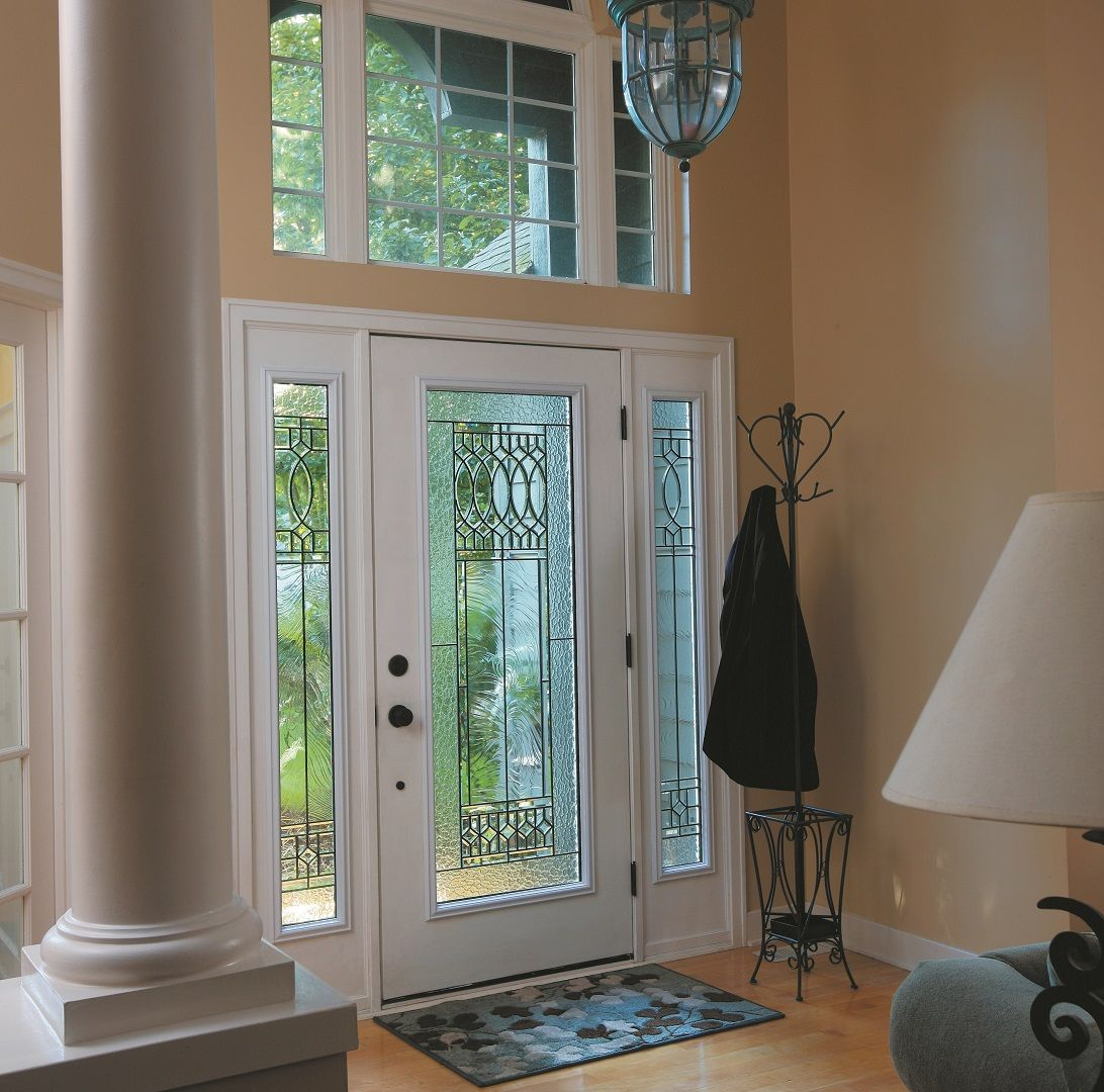 Wrought iron glass front entry door designs paris from odl decorative door glass and stained glass door inserts planetlyrics Images