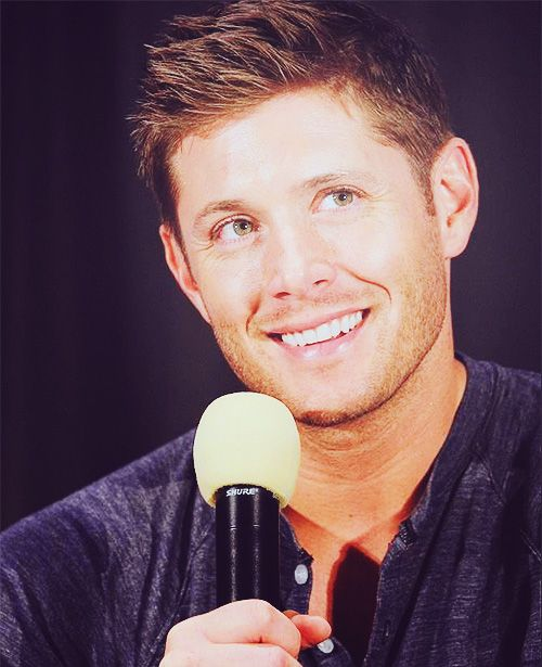 This man is my favorite. <3 #SupernaturalCast #JensenAckles #DallasCon2012