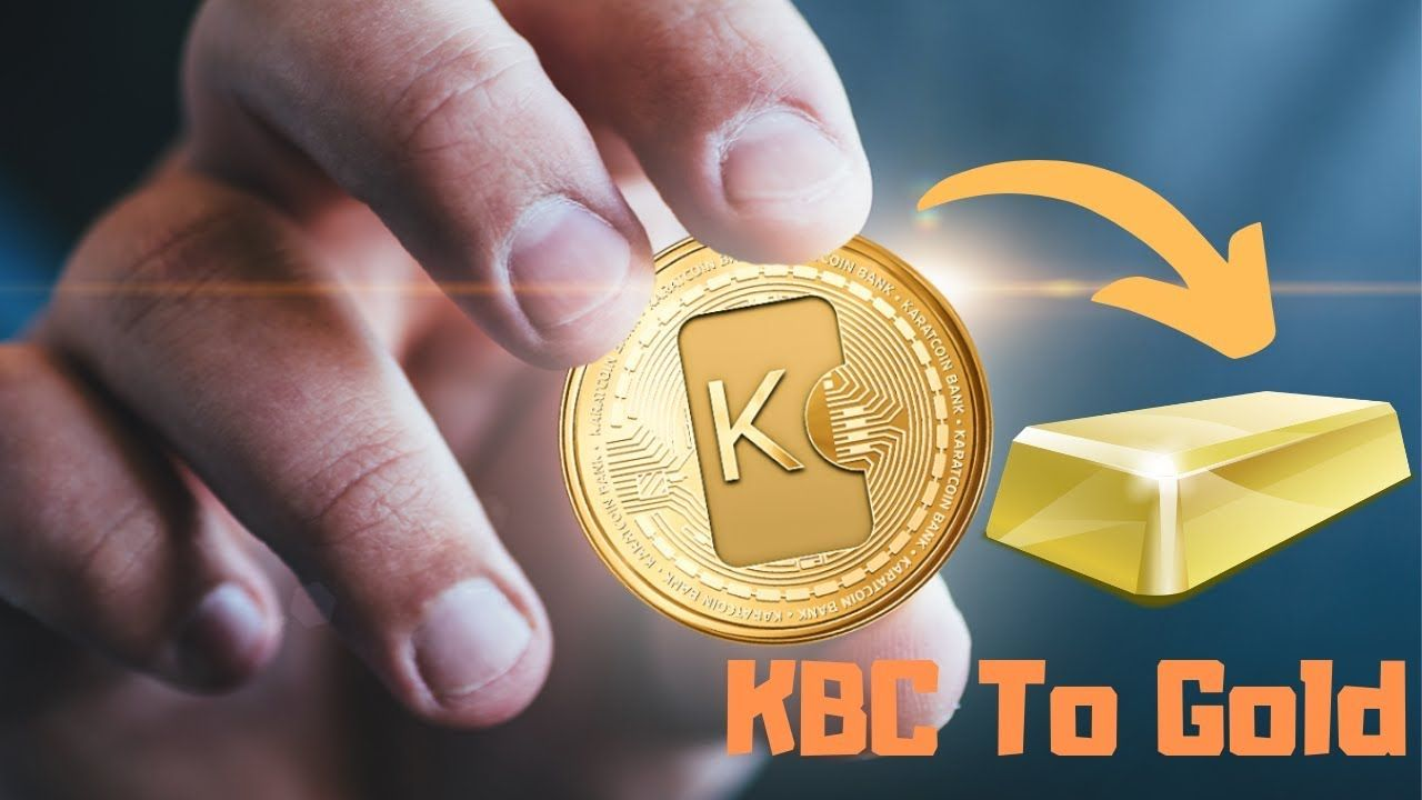 How To Exchange 100 Kbc To 1 Gram Of Gold On Karatbit Karatbars Gold I Karatbars Karatbars International Gold Bullion