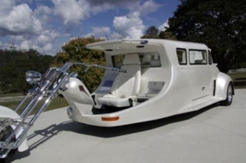 When I win the lotto I'm going in style.....