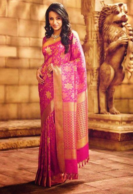 Wedding Silk Sarees For Andhra Bride SareesTraditional WeddingsSilk SareesBeautiful SareeSouth IndiaMumbai