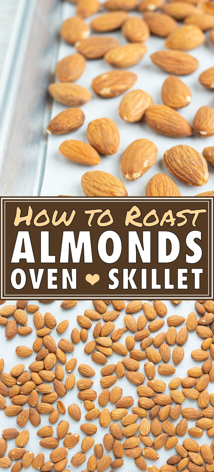How to roast almonds in the oven recipe in 2020