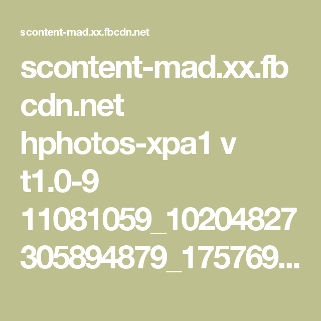 scontent-mad.xx.fbcdn.net hphotos-xpa1 v t1.0-9 11081059_10204827305894879_1757690310657285961_n.jpg?oh=b617fd707429fd5e624525afc4644bdb&oe=55A49452