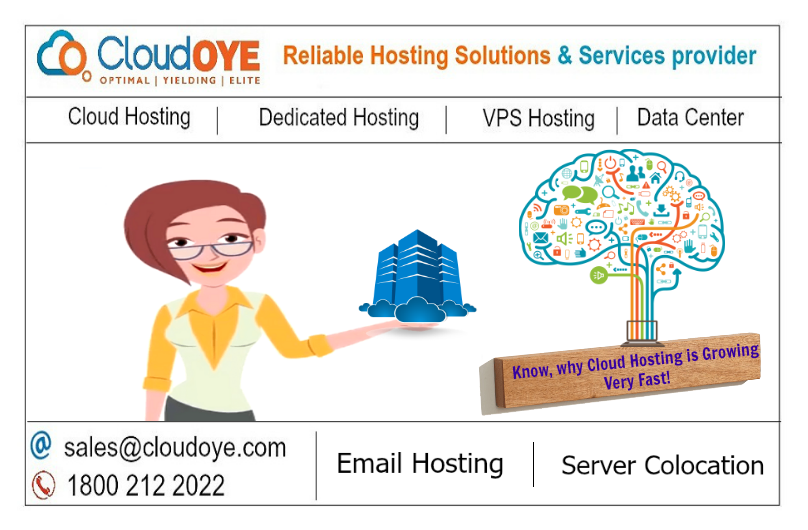 Know, Why cloudhosting is growing very fast now a days