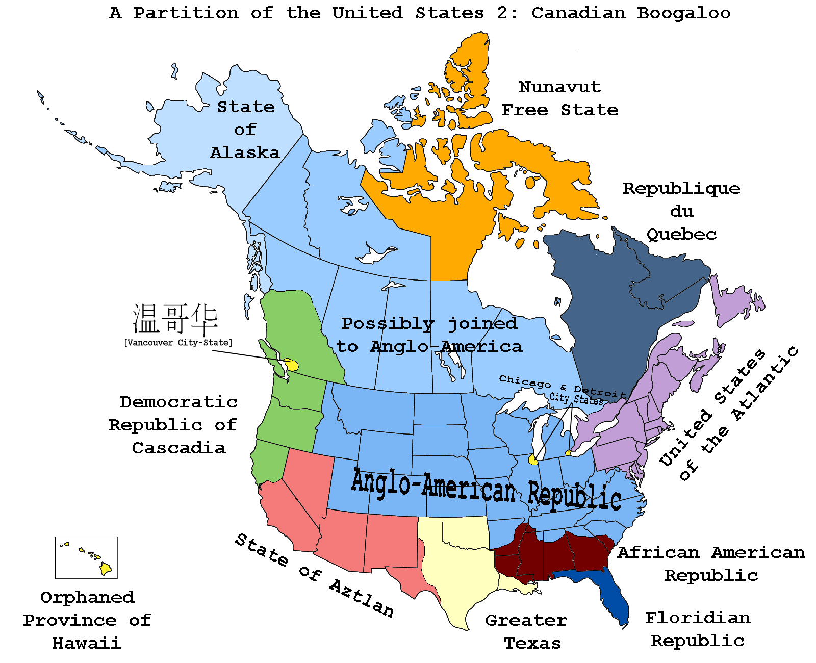 the nine nations of north america - Google Search | Geography | Map ...