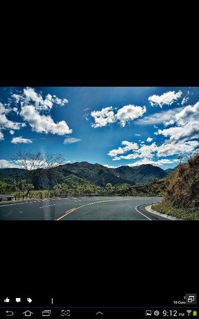 Camino A Metapan Road To El Salvador Scenery