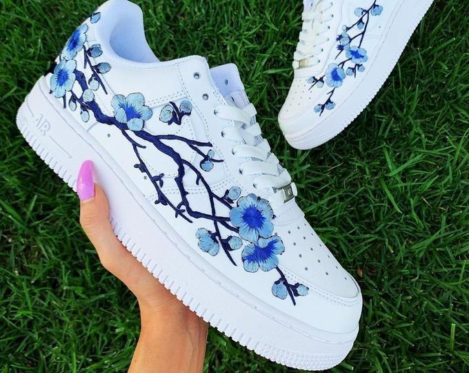 Nike Shoes Custom Nike Butterfly Shoes Custom Shoes Custom
