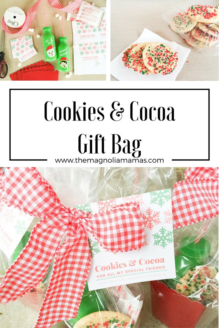 Cookies & Cocoa {Printable} | Christmas | Pinterest | Gifts ...
