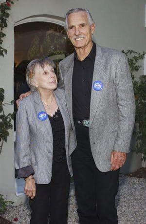 Dennis Dillon Dodge >> geraldine stowell & Dennis Weaver | Married Movie & TV Stars | Pinterest
