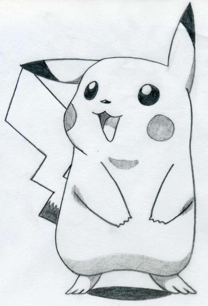 Pikachu Drawing On Pinterest Pikachu Super Smash Bros And