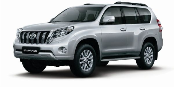New Toyota Land Cruiser Prado Launched In India At Rs 84 87 Lakh Toyota Land Cruiser Prado New Toyota Land Cruiser Land Cruiser