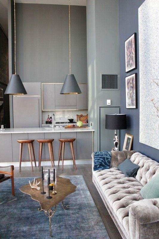 come dividere la cucina da soggiorno | Lima | Pinterest ...