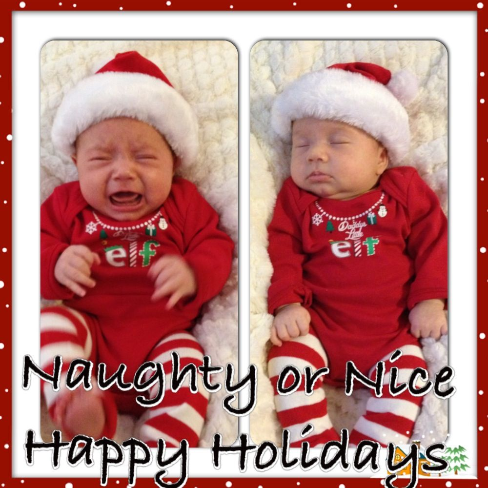 Baby Holiday photo idea