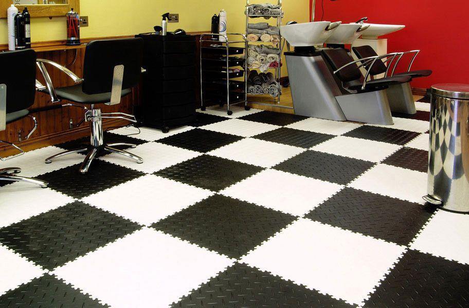 Diamond Flex Tiles Garage Floor Tiles Tile Floor Tiles