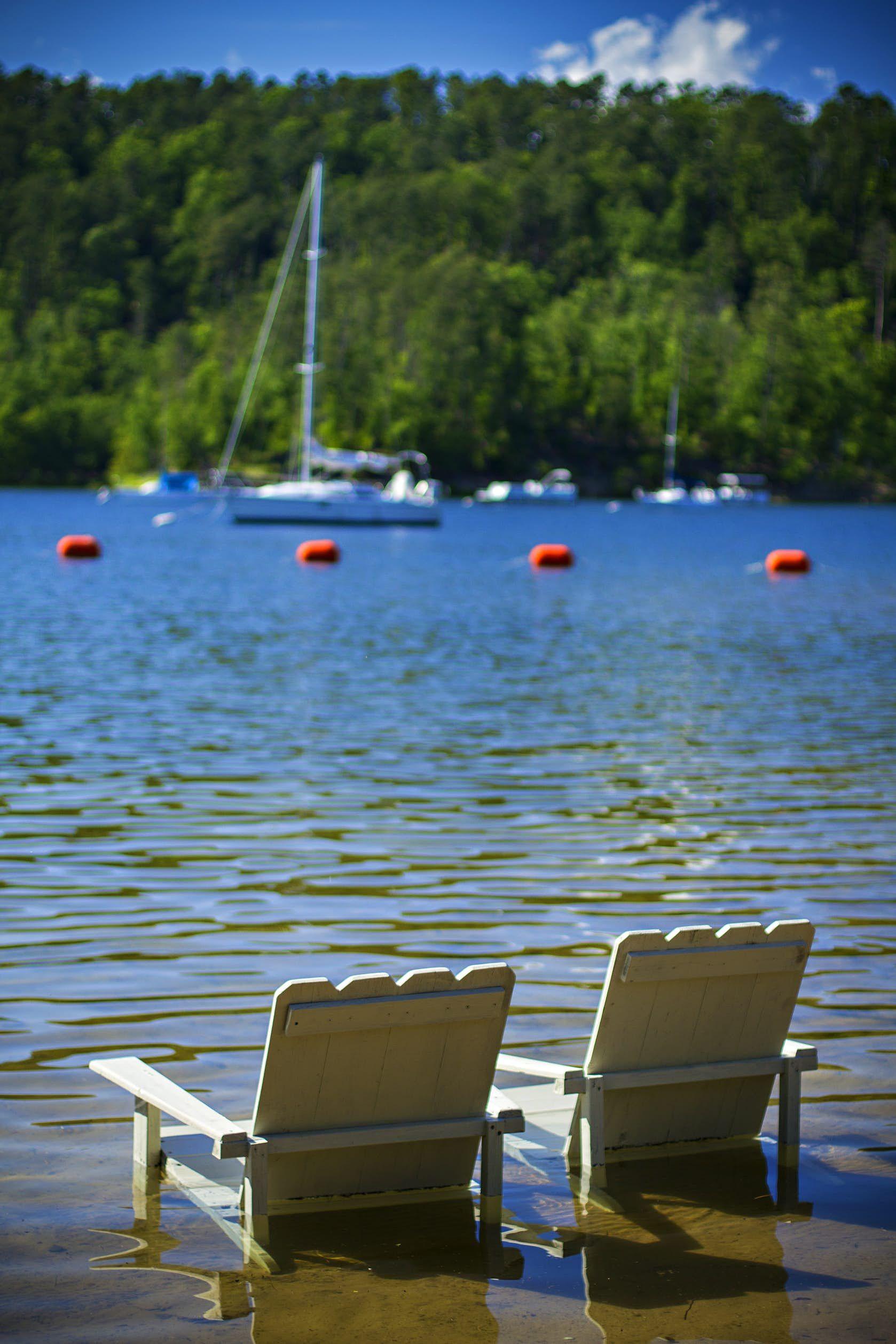 Lake Ouachita chairs for comfort in 2020 Lake sunapee