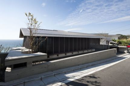 Modern Japanese House | Modern Architecture Of Rural Japanese House 2 » Modern  Architecture ... | Architecture | Pinterest | Japanese House, Modern ...