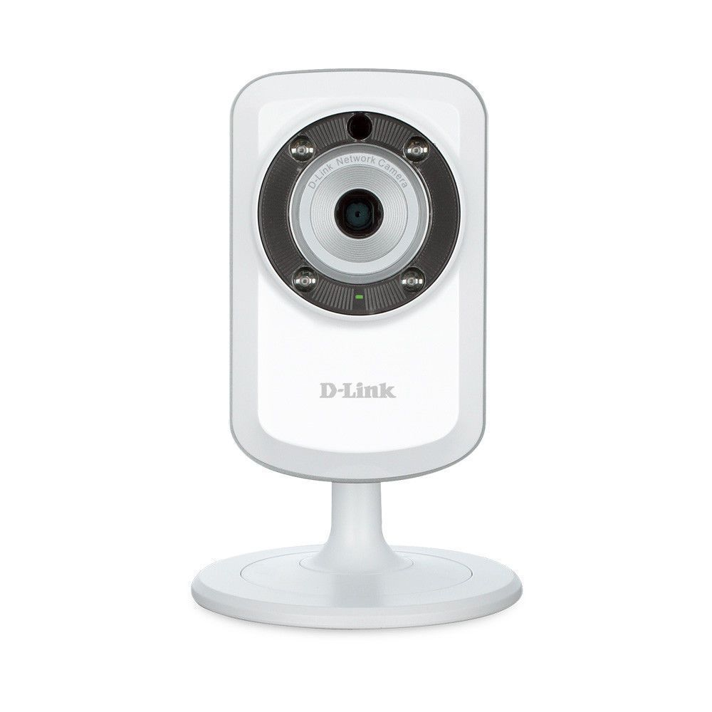 D Link Dcs 933l Day Night Wi Fi Security Camera With Sound Motion Detection Detectorsmall Officespy