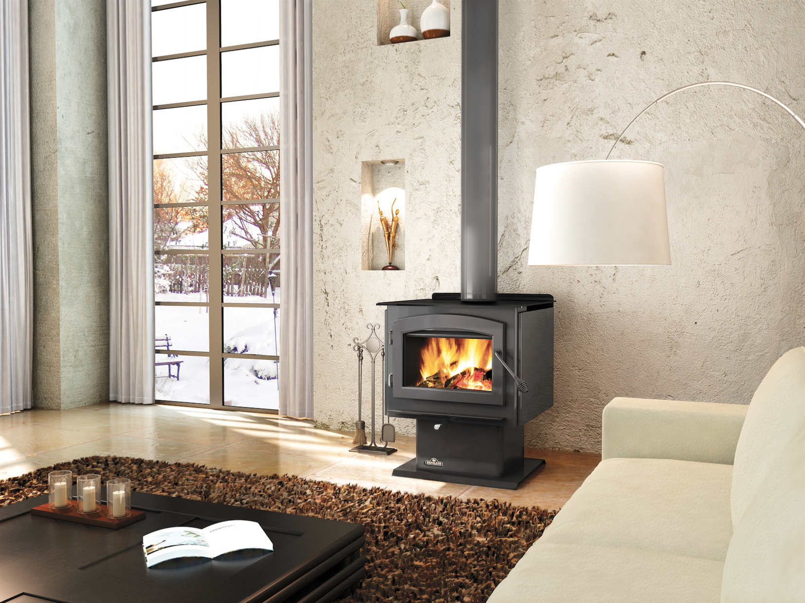 Napoleon Independence Wood Stove (With images) Wood