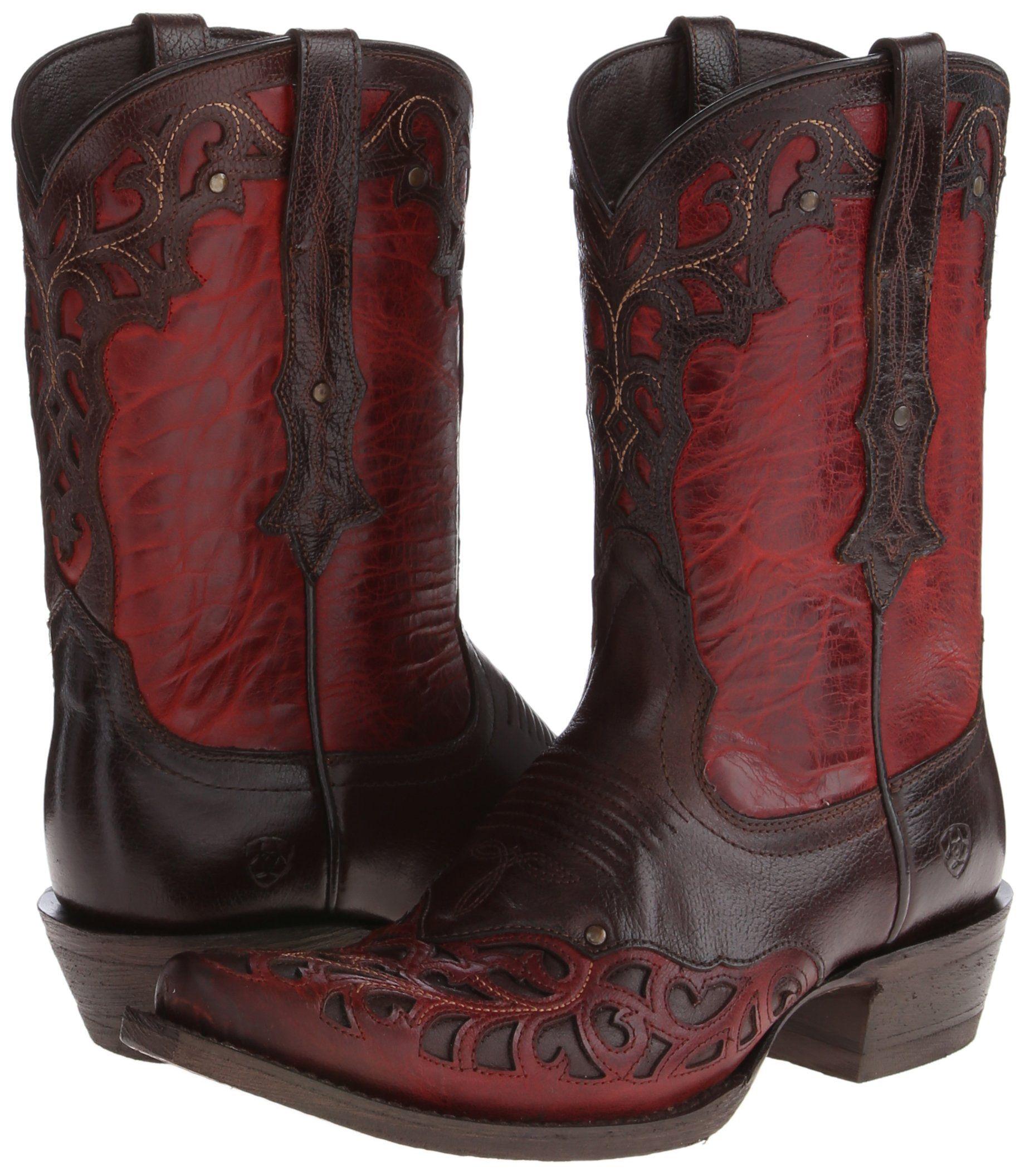 Amazon.com: Ariat Women's Vera Cruz Western Fashion Boot: Shoes