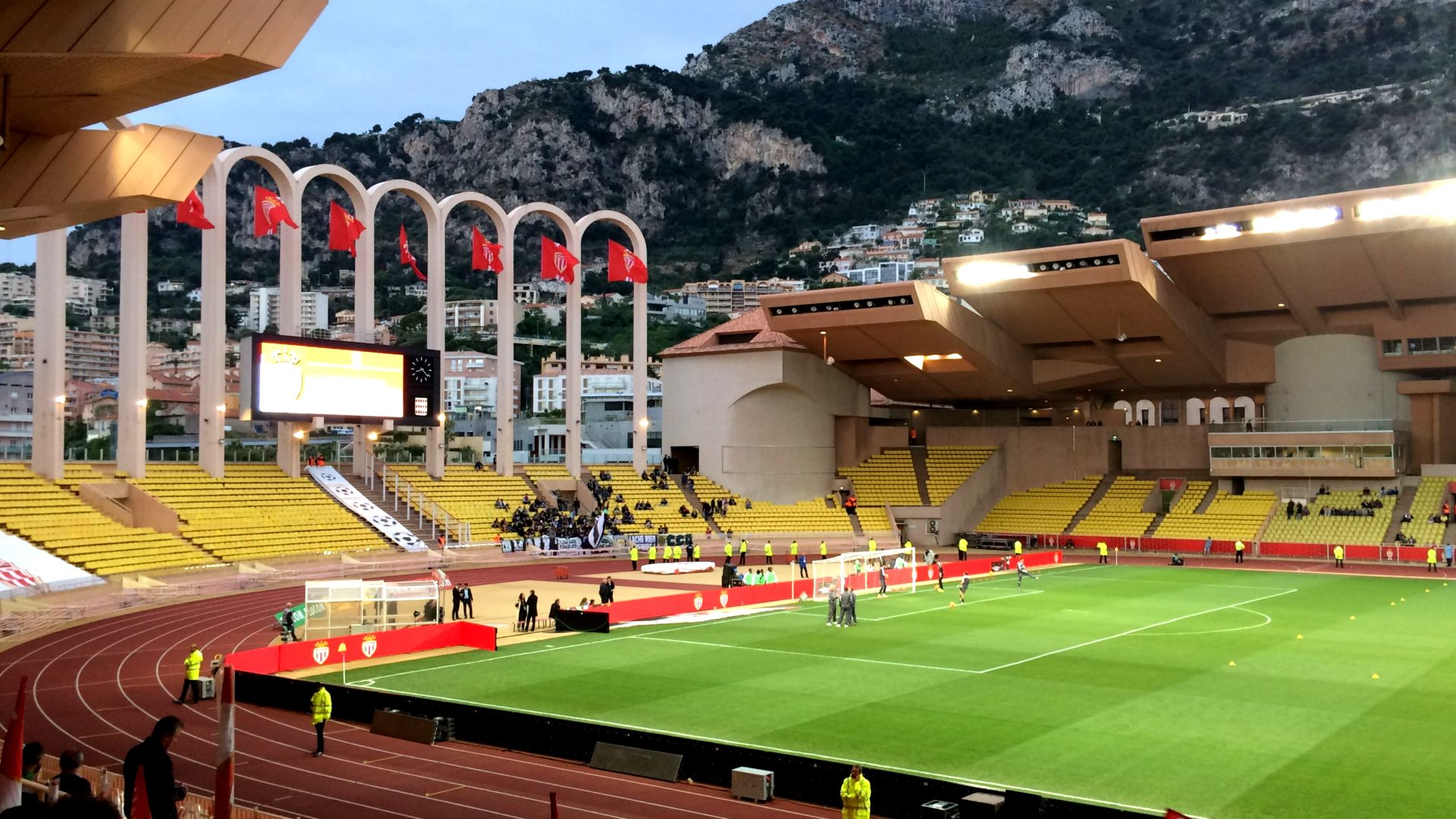 Image result for stade louis ii