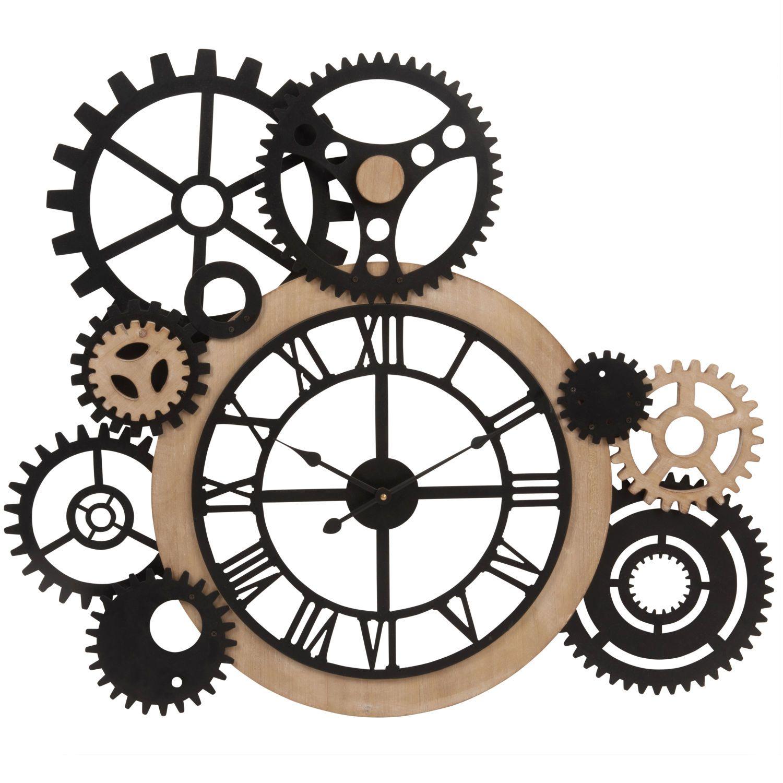 Horloge à rouages sur Maisons du Monde. Piochez parmi nos