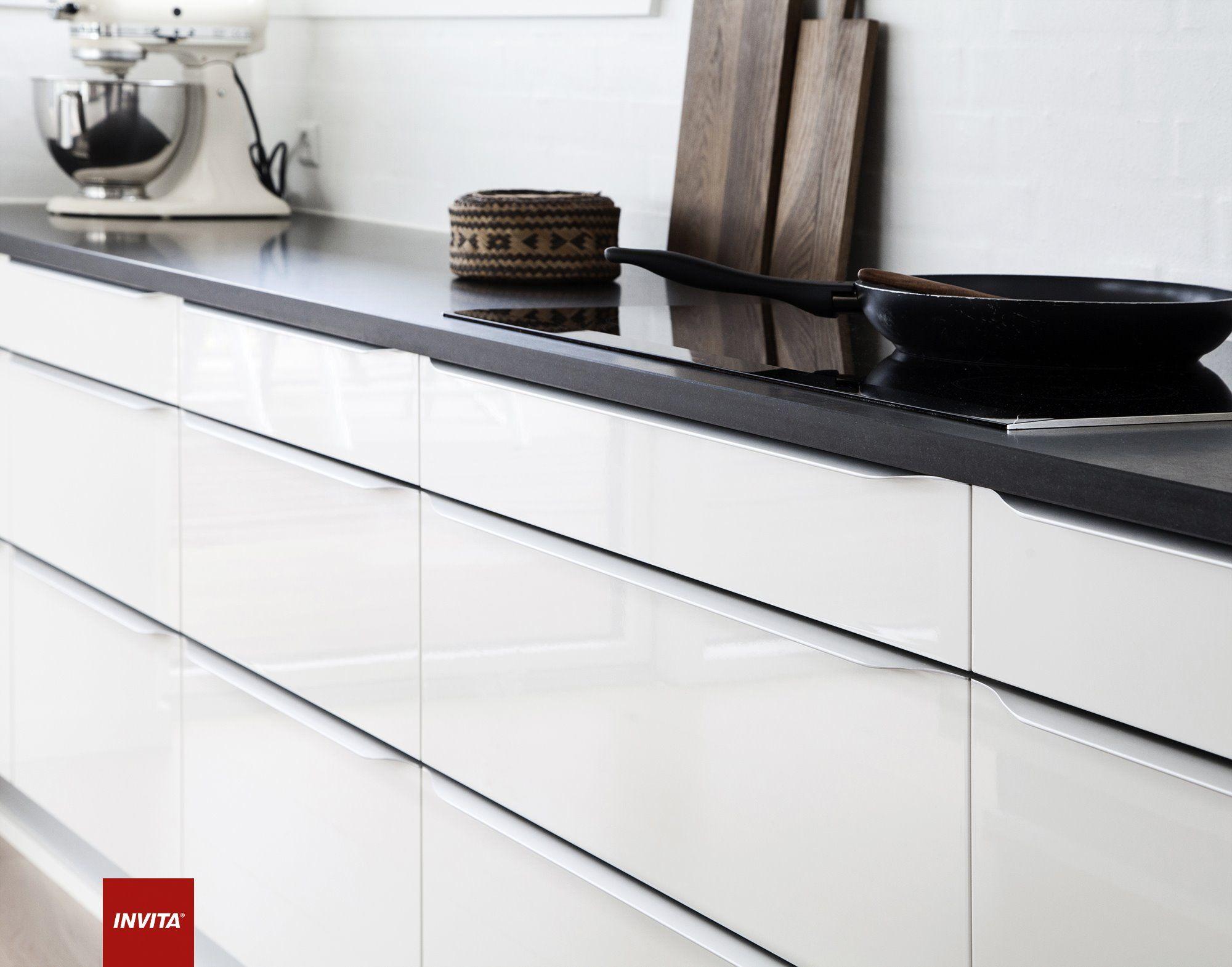 Invita er en af få danske køkkenproducenter, der har køkkener med ...