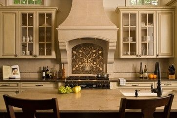Stucco Range Hood Design Ideas, Pictures, Remodel, and Decor LOVE ...