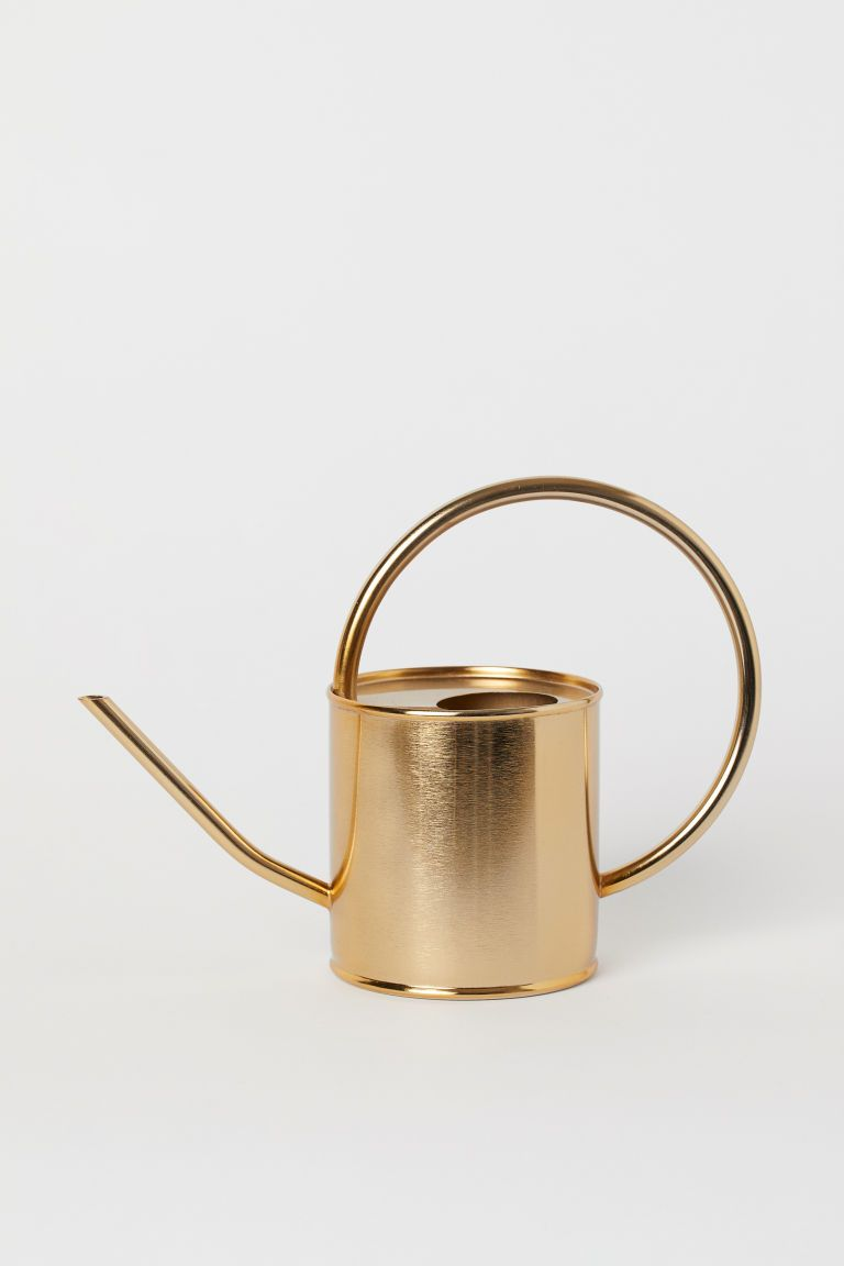 Metal Watering Can With Images