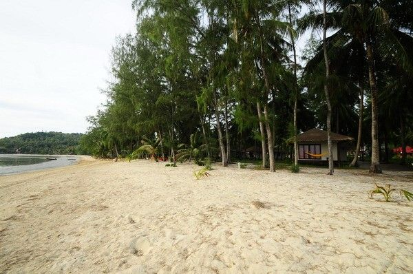 Budget bungalows on the coast of Ao Nai Wok. Baan Manali Resort is located under a large coconut plantation on the quiet beach of Nai Wok.   #resort #nature #beachfront #beautiful #holiday #familyfun #travel #restaurant #beach #aonaiwok #kohphangan #thailand