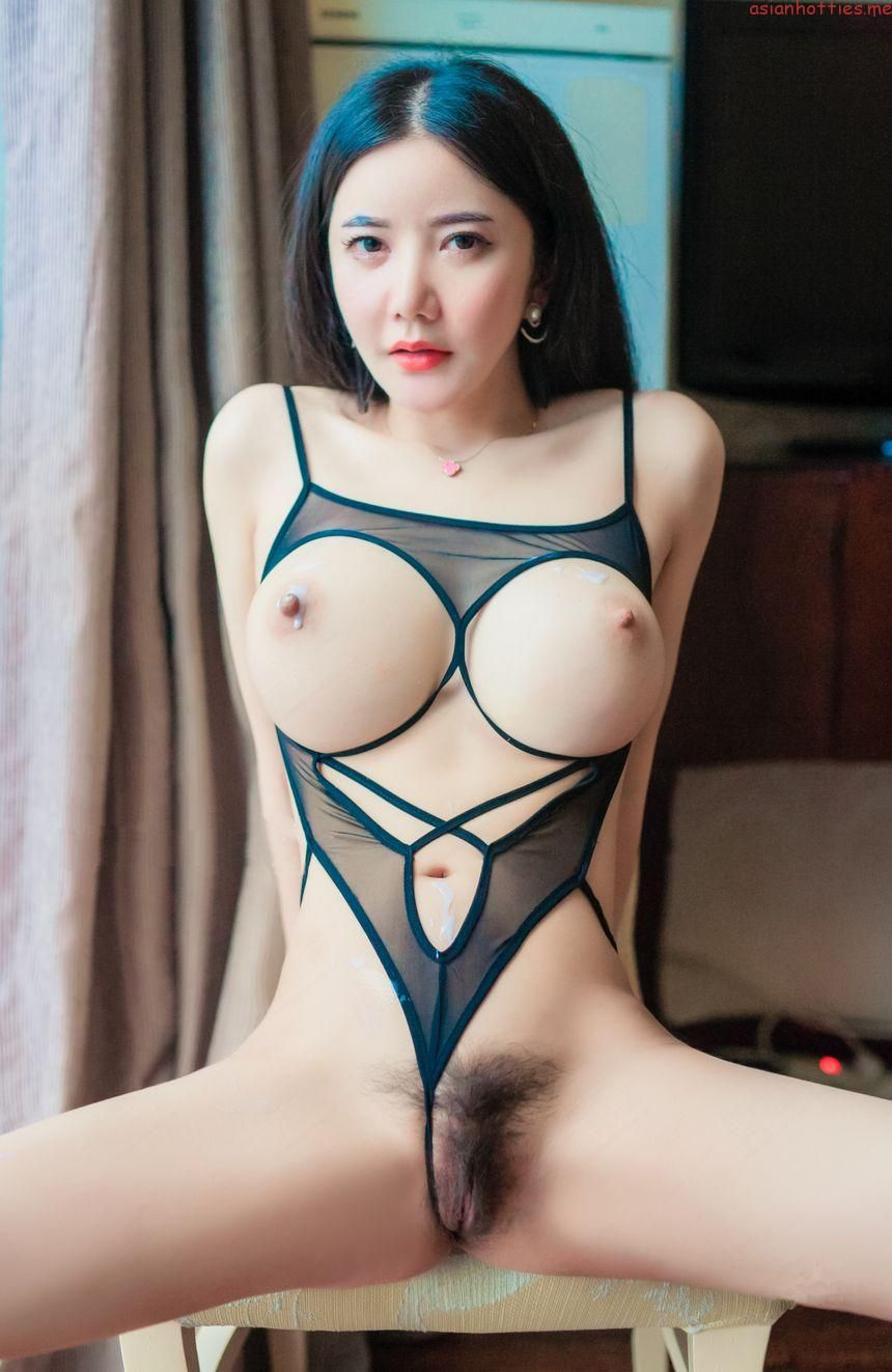 Chinese model nude big tits