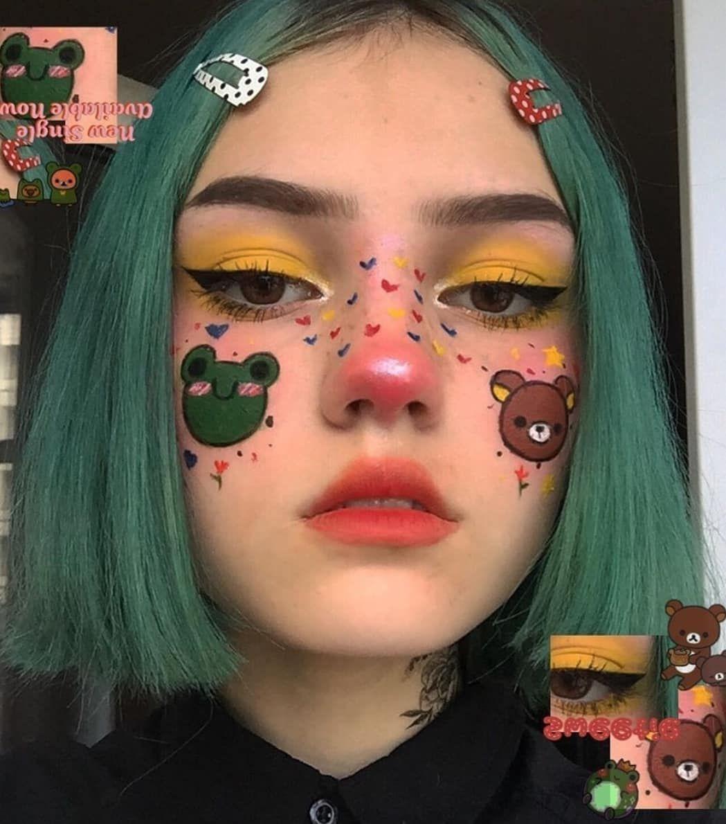 We Needs Ambassadors Ig Adn Studios1 In 2020 Edgy Makeup Creative Makeup Looks Face Art Makeup