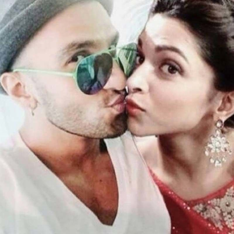 Deepika Padukone Ranveer Singh Wedding Actor Feeds Food To His