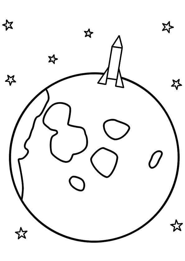 Free Printable Solar System Coloring Pages For Kids Planet Coloring Pages Moon Coloring Pages Solar System Coloring Pages