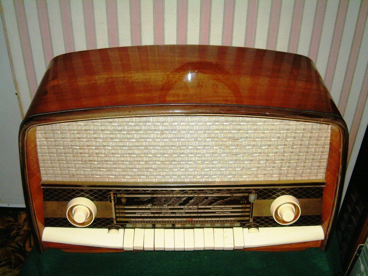 Vintage Orion Ar 612 Valve Radio Antique Radio Vintage Radio Old Radios