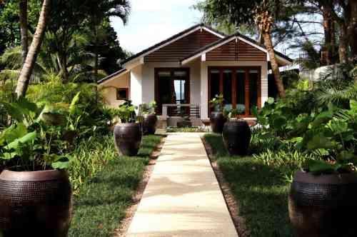 astuces pour am nager un petit jardin s duisant am nagement cour pinterest. Black Bedroom Furniture Sets. Home Design Ideas