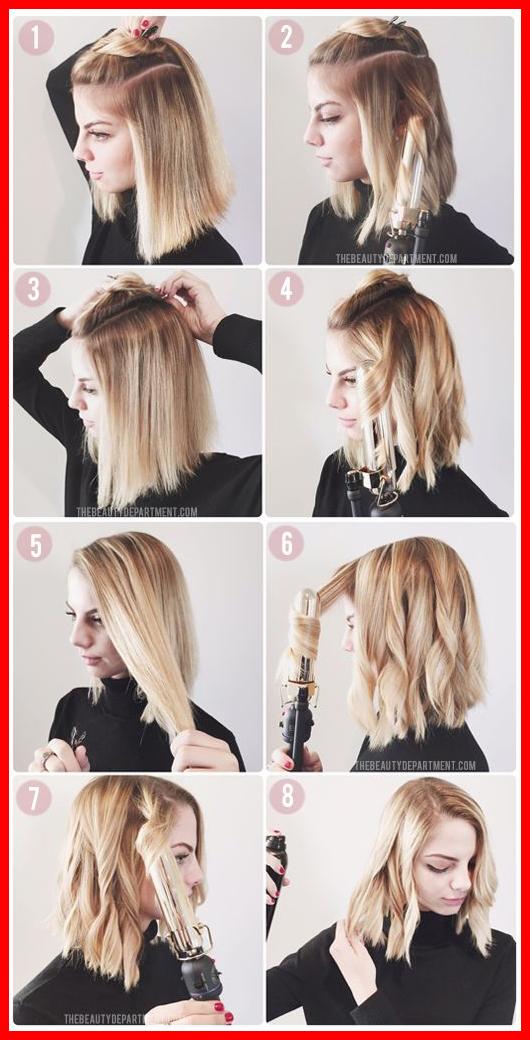 Schöne Lockige Frisuren Ihre Nächste Do Inspirieren Frisurentrend