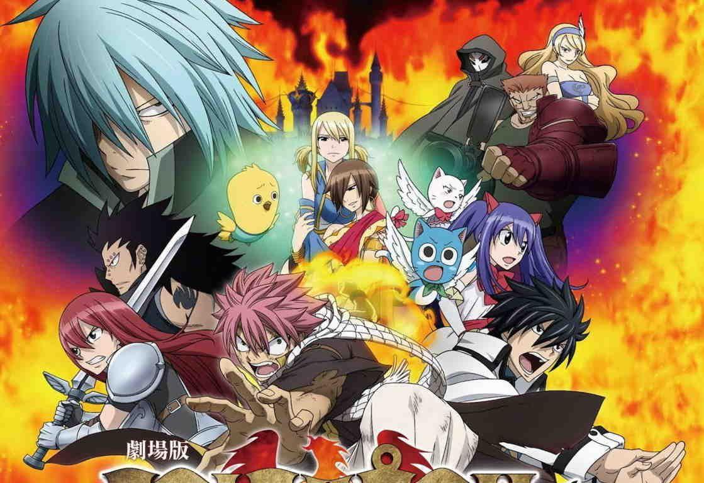 Fairy Tail Movie 1 Houou no Miko BD Subtitle Indonesia