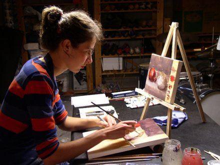 Mathematics revealing Art. Ingrid Daubechies/ Charlotte Caspers