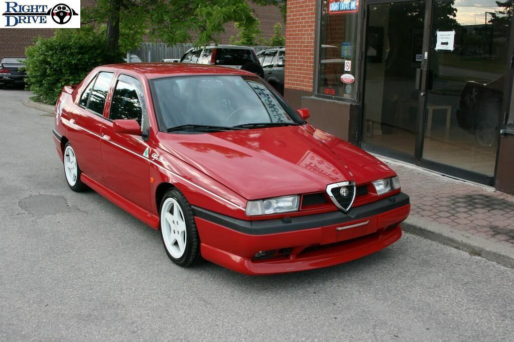 Alfa 155 Widebody Alfa Romeo Romeo