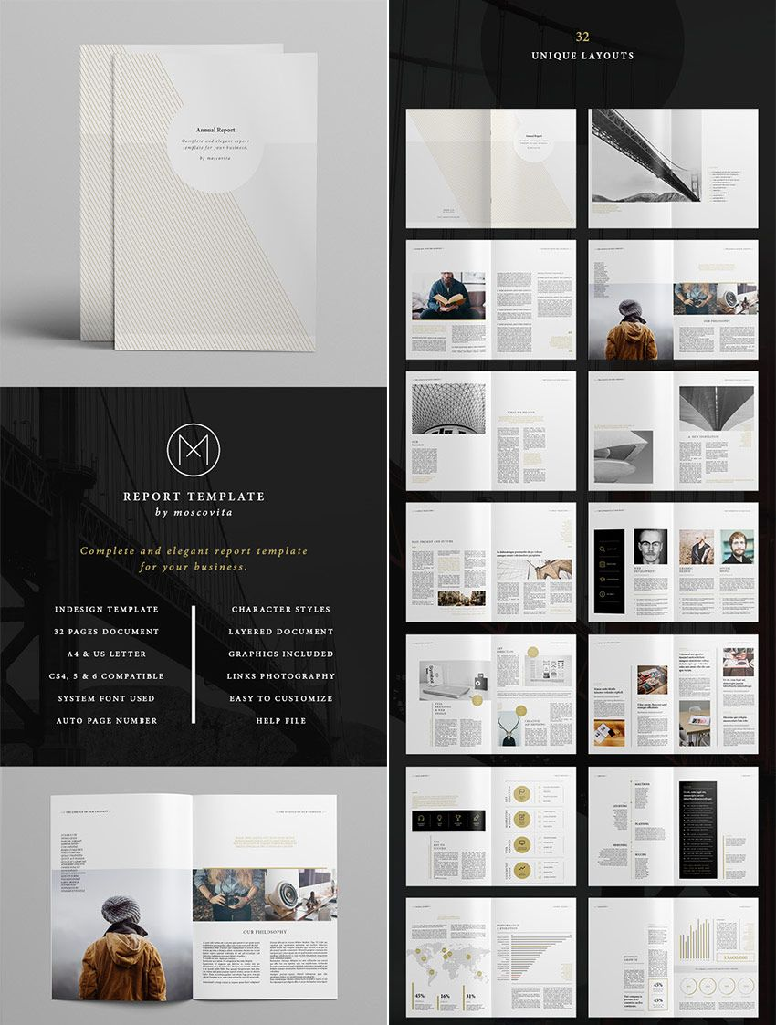 Free Indesign Report Templates Best Professional Template Indesign Templates Annual Report Indesign Layout Free annual report template indesign