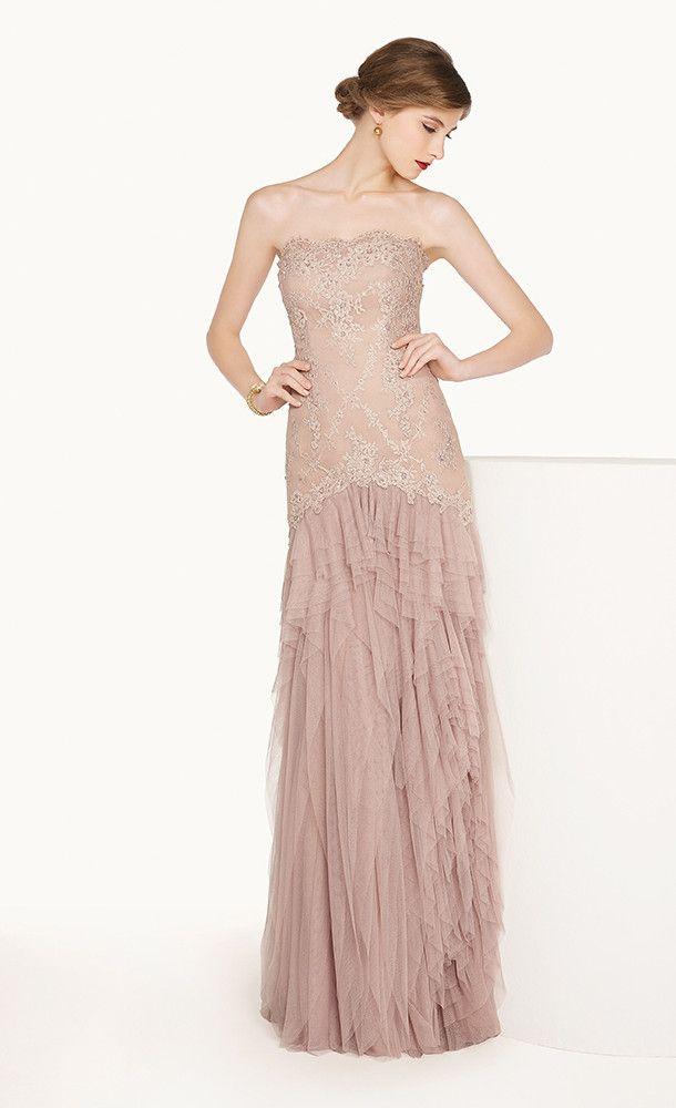 Modelo 8G274 | Couture Club- vestidos de fiesta- Grupo Rosa Clará ...