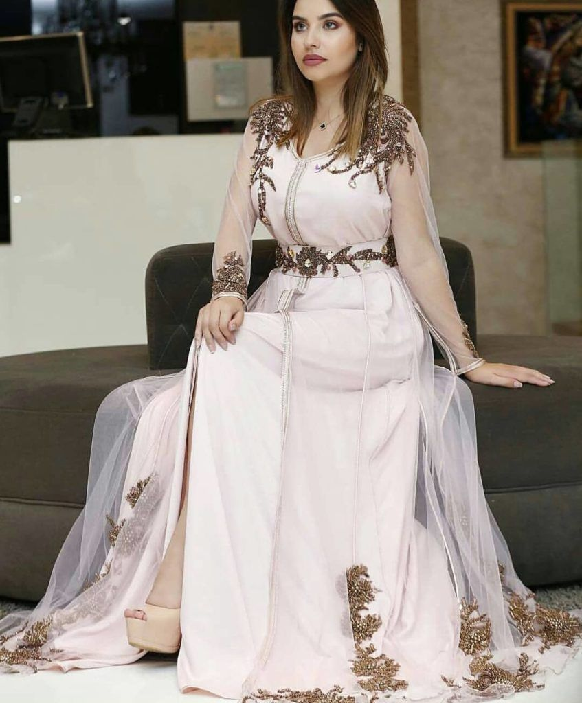 Robe Caftan Mariage 2019 A Vendre En Ligne Inspiration